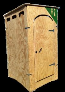 des cabines de toilettes sèches pour vos chantiers BTP à Bordeaux Metropole et dans toute la Gironde !